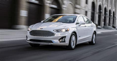 Ford Fusion Modelljahr 2019 Facelift, Pluginhybrid