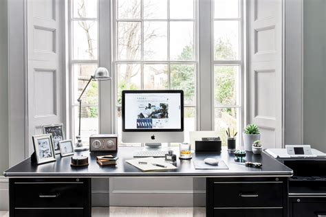 Expert Advice Home Office Design Tips From Interior Designers