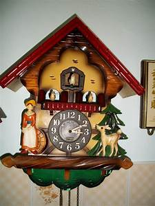 Collectible, Items, Cuckoo, Clock, Collection, 1