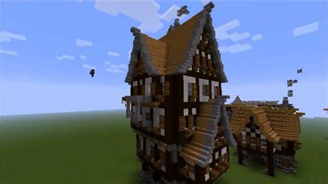minecraft steampunk house time lapse youtube