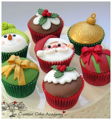 cupcake designs cute christmas cupcakes junesteward s blog