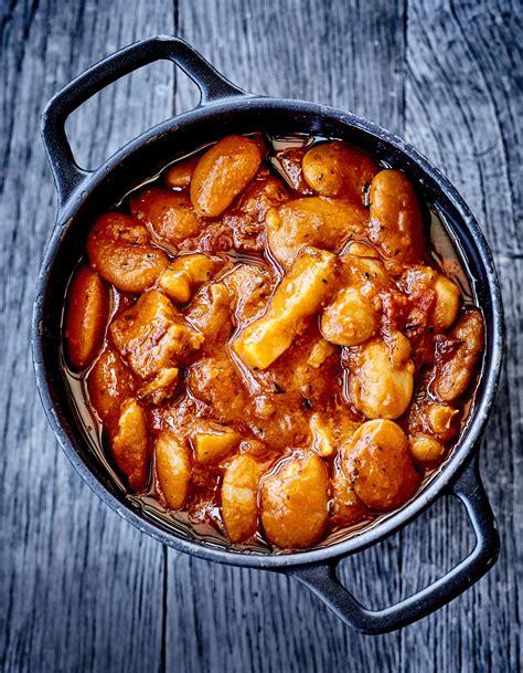 cuisine corse recettes haricots à la corse pour 4 personnes recettes à table
