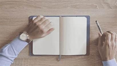 Notebook Paper Planner Diagram System Planning Kickstarter