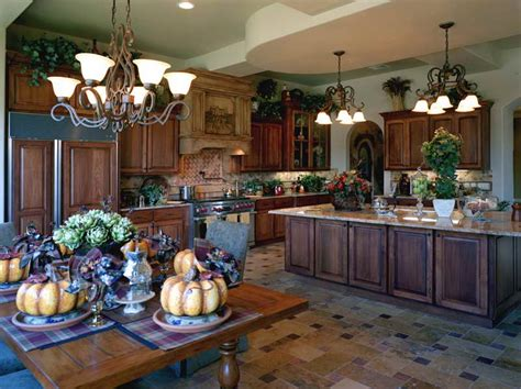 Decoration  Rustic Italian Decorating Ideas Tuscan Style