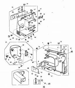 Kenmore 38515408500 Mechanical Sewing Machine Parts
