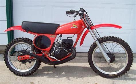 junior motocross bikes for sale 1977 honda cr125 elsinore honda mx bikes honda riders