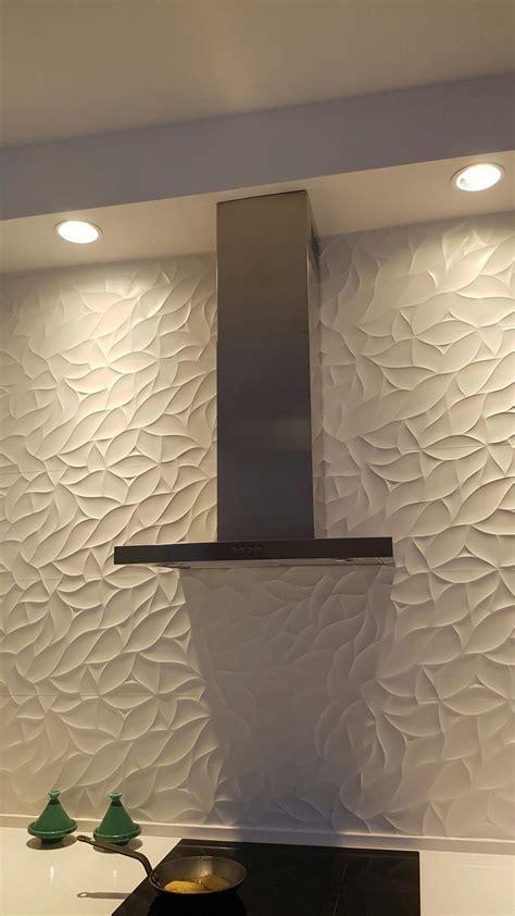 my new backsplash #Porcelanosa oxo   Interior design