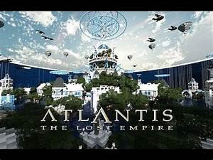 ATLANTIS The Lost Empire Celebrating 750 Subs SG