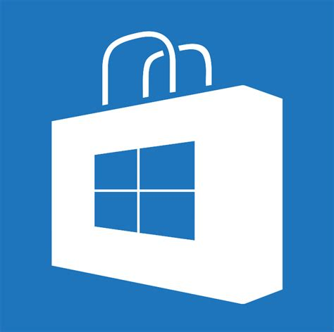 The Windows Store File Windows Store Svg Wikimedia Commons