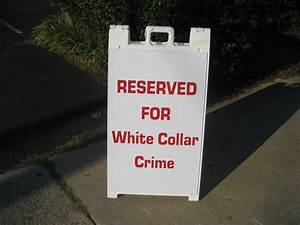 Analysis Of White Collar Crimes In India - iPleaders