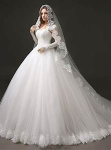 modest wedding dress with sleeves With modest wedding dresses with sleeves