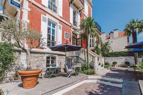 deux nuits 224 biarritz 224 la maison du lierre 64 wonderbox