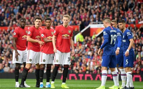 Chelsea Vs Manchester United Predicted Lineup and Preview ...