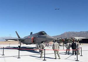 Unveiling ceremony at Hill Air Force Base launches F-35A ...