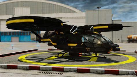 transport helicopter sa  samson  gta