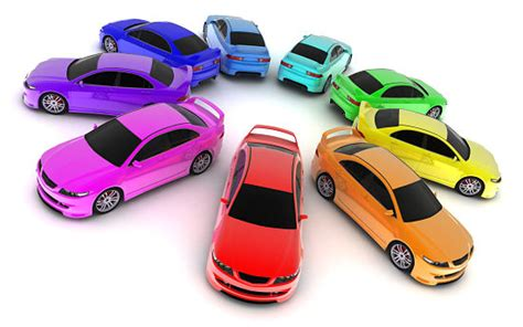 What Your Car Color Might Say About You