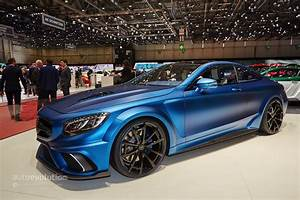 S63 Amg Coupe Prix : blue is the new black for the s63 amg coupe diamond edition says mansory autoevolution ~ Gottalentnigeria.com Avis de Voitures
