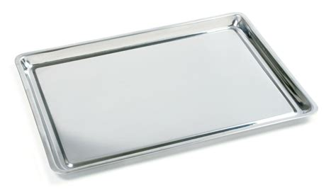stainless steel pan bakeware baking sheet cookie tray kitchen jelly roll cake norpro