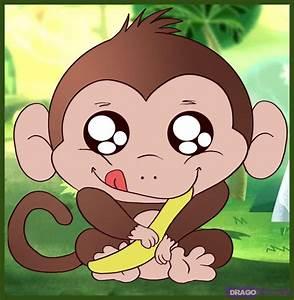 monkey free wallpaper: Cartoon Monkey Wallpaper