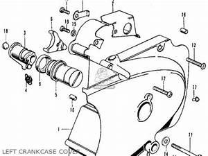 Honda 3011 Wiring Diagram : honda cb500k0 four 1971 usa parts lists and schematics ~ A.2002-acura-tl-radio.info Haus und Dekorationen