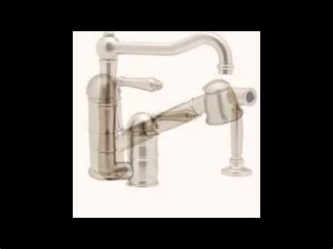 rohl country kitchen faucet youtube