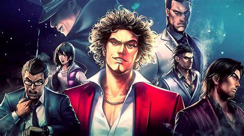 yakuza  cinematic  gameplay trailer  youtube