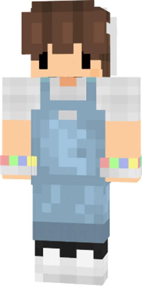 chibi boy  overalls derpface nova skin