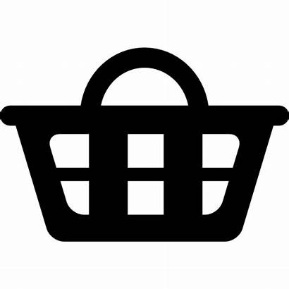 Commercial Panier Icon Symbol Shopping Basket Icons