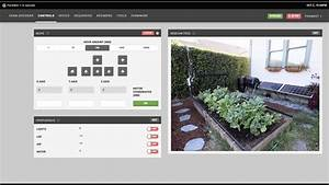 Farmbot Software  Manual Controls