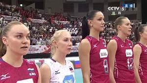 2015 Women Volleyball World's Cup China VS Russia | Doovi
