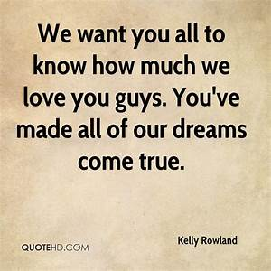 Kelly Rowland Quotes | QuoteHD