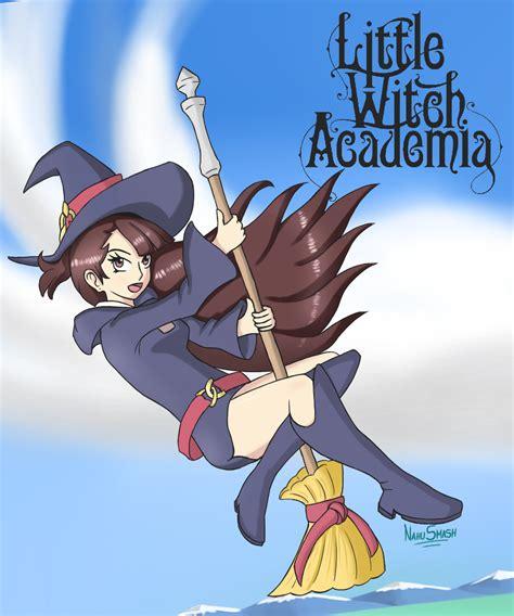 witch academia akko kagari