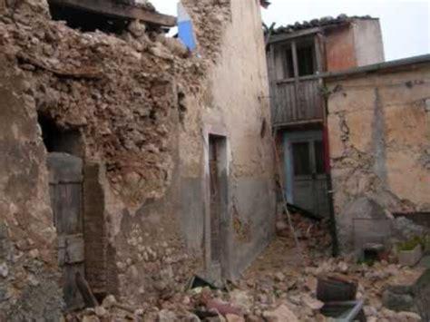 Terremoto Bagno L'aquila 2^parte Youtube