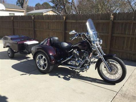 Custom Built Trike Motorcycles For Sale