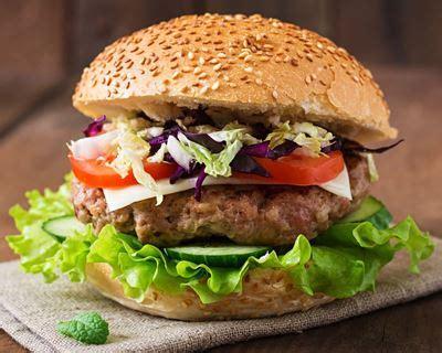 cuisine minceur az recette hamburger classique