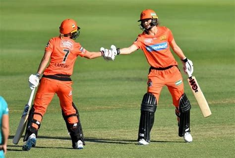 Match 54 t20, adelaide oval, adelaide, 09 february, 2019. Dream11 Team Perth Scorchers vs Adelaide Strikers Women's ...