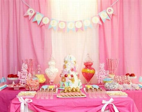 girl 1st birthday party themes 10 unique birthday party themes for baby girl 1st