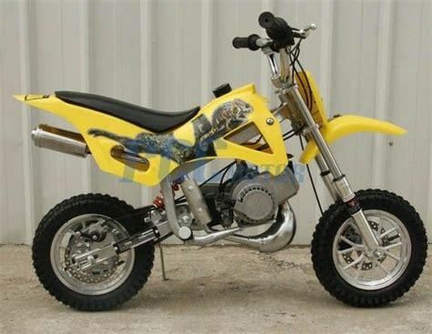 Kids 49cc 2-stroke Gas Motor Mini Pocket Dirt Bike Free S