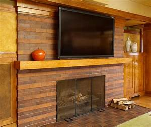 Frank Lloyd Wright Interior - Modern - Living Room - other