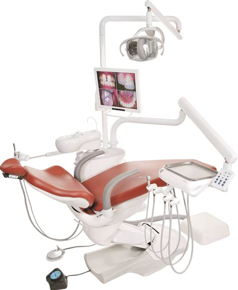 parts of dental chair