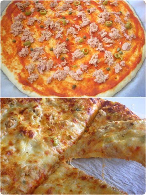 pizza maison facile le cuisine de samar
