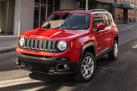 2017 Jeep Renegade Reviews And Rating