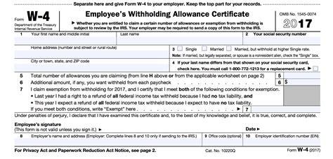 printable w 4 tax form irs 2014 w 4 form wiring diagrams