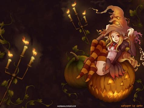 Desktop Background Fond D'écran Halloween Gratuit