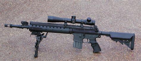 Mk 12 Special Purpose Rifle
