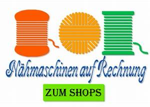 Elektronik Auf Rechnung Bestellen Als Neukunde : n hmaschinen auf rechnung kaufen als neukunde ~ Themetempest.com Abrechnung