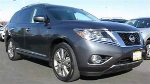 2014 Nissan Pathfinder Platinum Sacramneto Roseville Elk