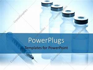 powerpoint template medical injection drugs medical jars With sophisticated powerpoint templates