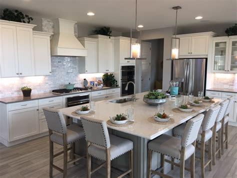 shea homes  models kitchen  kitchen showcase