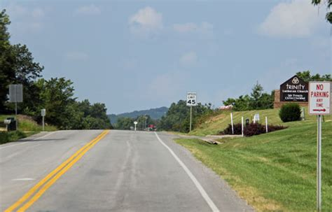 Speed Limit Along Western Highway 100 Reduced To 40mph